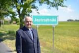 Gmina Opalenica. Wieś Jastrzębniki - z ziemi i powietrza [ZDJĘCIA]