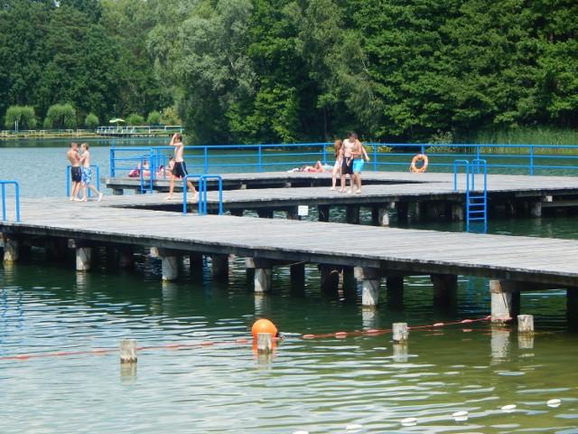 Plaża w Łochowicach wkrótce może się zmienić i to za sprawą mieszkańców.