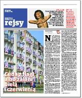 Piątkowy Magazyn Rejsy online
