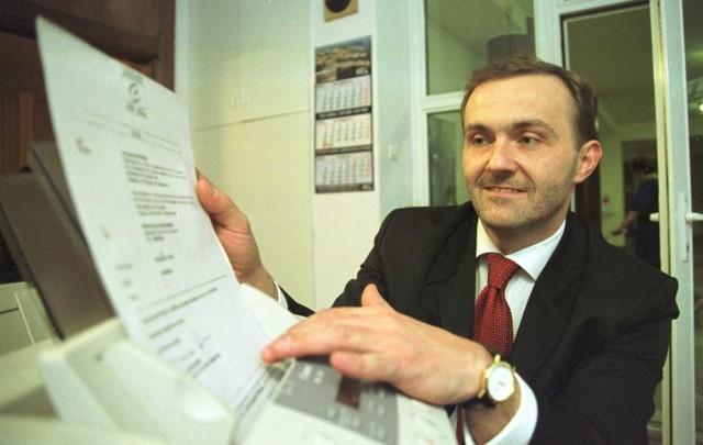 Wojciech Szczurek, prezydent Gdyni