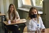 Matury 2021 w Skierniewicach. ZSZ nr 1 pisze egzamin z języka polskiego ZDJĘCIA