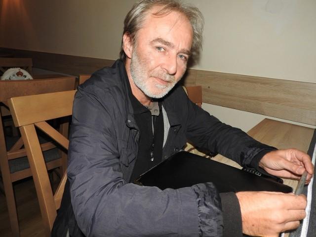 Jerzy Górka został już przywrócony do pracy w Centrum Kultury i Wypoczynku w Andrychowie, ale trafił do filii placówki w Rzykach