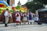 Na Placu Pokoju wybrzmiały regionalne rytmy. Zagrały folklorystyczne zespoły z kraju i zagranicy