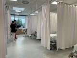 Gniezno. Izba Przyjęć i kolejne oddziały znalazły się w nowym budynku szpitala