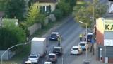 Bydgoszcz. Nad ul. Wyszyńskiego krążył dron. Policja w taki sposób kontrolowała kierowców. Z jakim skutkiem? [wideo]