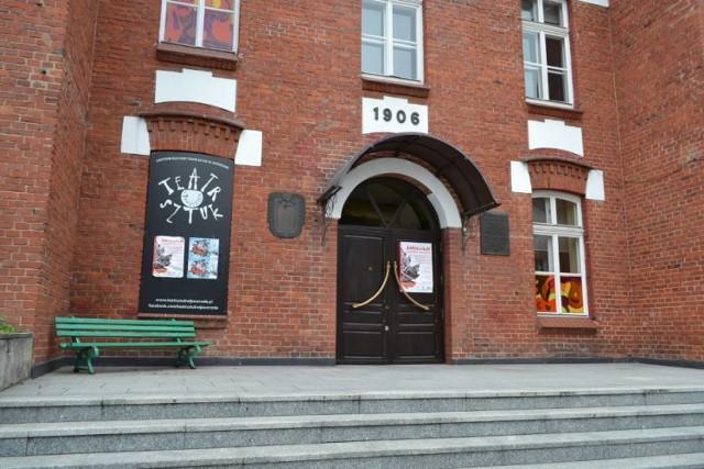 Formalną siedzibą ATElier Kultury będzie Teatr Sztuk