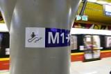 Błędne oznaczenia w metrze? Zamiast pomagać sprawiły kolejne problemy