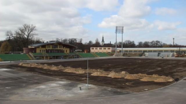 Stadion miejski w Kaliszu. Tak zmieniał się największy obiekt sportowy w mieście