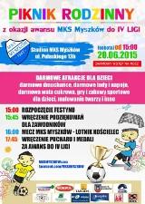 W sobotę na stadionie przy Pułaskiego festyn z okazji awansu MKS-u Myszków