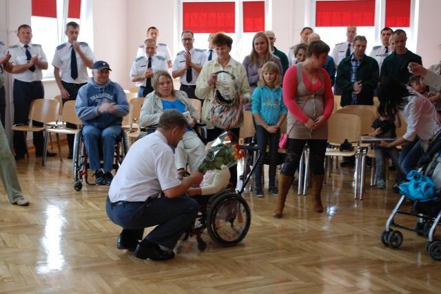 Dzieci z chełmskiego hospicjum odwiedziły Zakład Karny