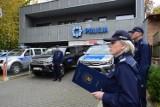 Dwa terenowe radiowozy dla chojnickiej policji. Pojazdy zakupiono m.in. dzięki środkom przekazanym przez samorządy [ZDJĘCIA]