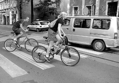 Trwają dyskusje, czy składkę OC za rower powinien płacić każdy.