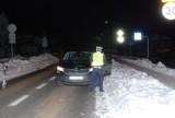 Potrącenie na przejściu dla pieszych w Bytowie. Policja apeluje o ostrożność