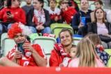 Polska - Belgia. Byliście na meczu piłkarek nożnych? Znajdźcie się na zdjęciach