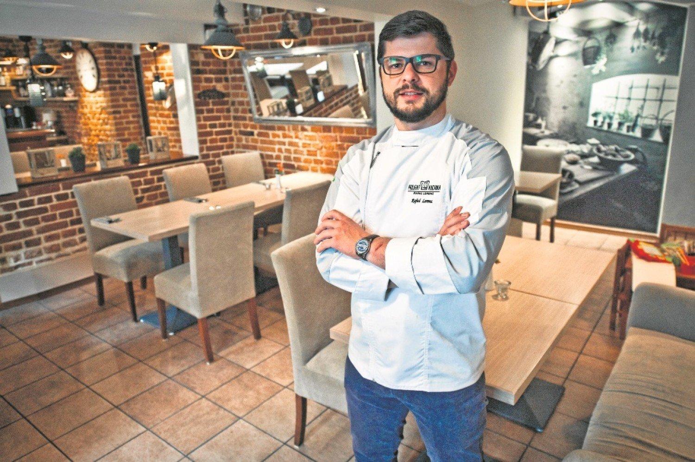 Projekt Kuchnia Rafala Lorenca Wsrod Najlepszych Restauracji