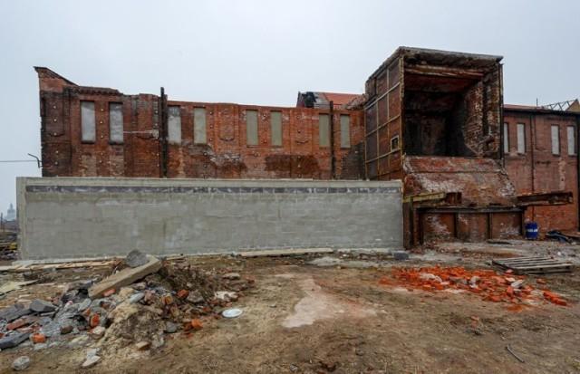 Centrum Sportów Wspinaczkowych i Siłowych w Bytomiu powstaje na terenie dawnej kopalni w dzielnicy Rozbark. Zobacz zdjęcia >>>