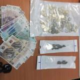 Opole. 26-letni student podejrzany o kradzieże i włamania. Mężczyzna miał też narkotyki. Policjanci zatrzymali go w akademiku