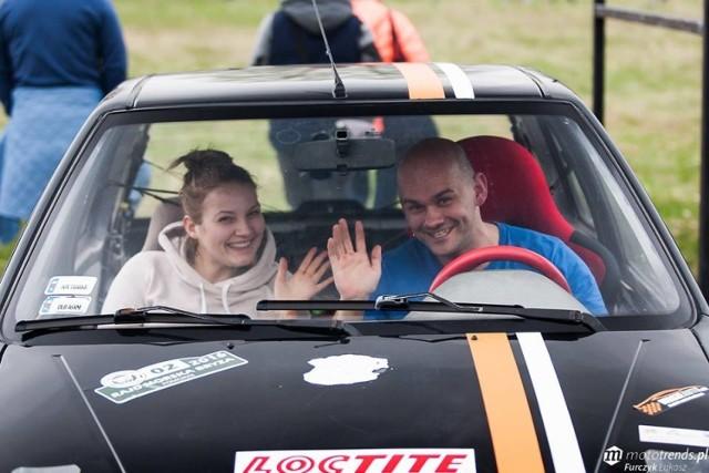 Samochodowe Mistrzostwa Tychów, II runda