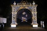 Królewski Ogród Światła 2020. Karuzela Światła zaskoczyła odwiedzających. Sezon rozpoczęty. Zasady odwiedzin i ceny