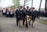 Tradycyjnie w Lublińcu uroczystości z okazji święta 3 maja odbyły się na Cmentarzu Wojskowym [FOTO]