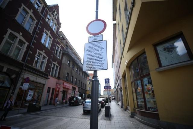 Gliwice ograniczają ruch samochodów w mieście.