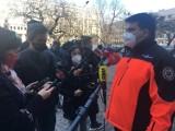 Sytuacja w Śląskiem jest krytyczna. Chorzy na COVID lecą helikopterami LPR poza województwo