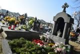 Cmentarz w Pszowie zamknięty, w Wodzisławiu Śl. znaczne ograniczenia