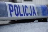 Obywatelskie zatrzymanie pijanego kierowcy. 36-latek jechał od Makowiska w kierunku Ryszkowej Woli i uderzył w znak drogowy
