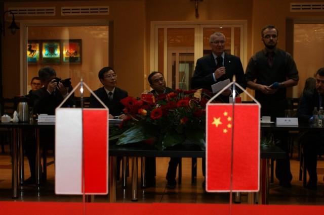 Konin i Chiny będą współpracować
