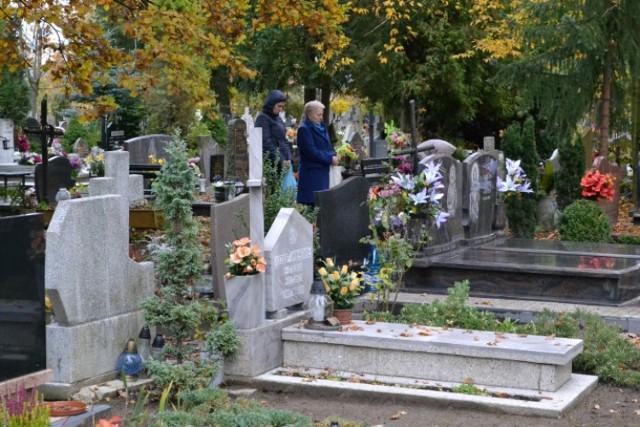 Cmentarz w Pruszczu Gdańskim