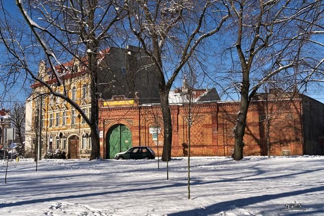 Zima 2021 w Gubinie. Tak wygląda miasto w obiektywie Gabriela Dubiela.