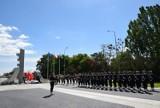 Gdynia oddała hołd uczestnikom misji pokojowych i weteranom wojen. Uroczystości pod pomnikiem Polski Morskiej
