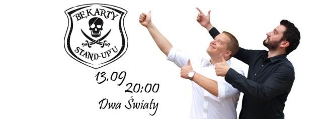 Stand-Up Toruń przedstawia: Bękarty Stand-upu