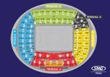 Wrocław: Gdzie usiądziesz na stadionie? (PODZIAŁ NA SEKTORY)