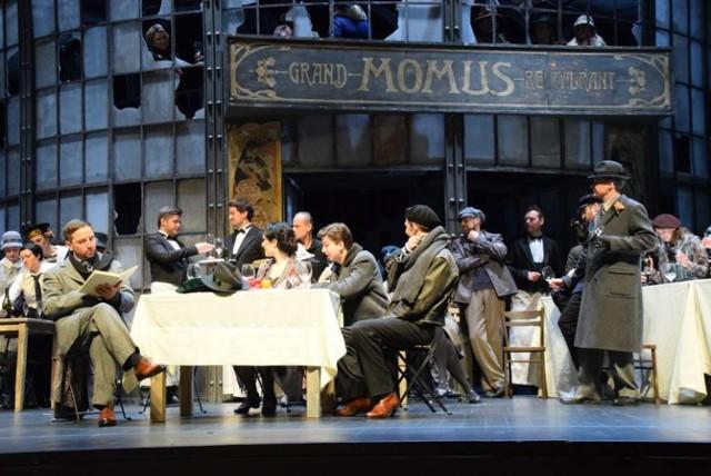 To, jak się mówi, najbardziej francuska z włoskich oper.