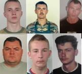 Poszukiwani przez policję w Słupsku [GALERIA ZDJĘĆ]