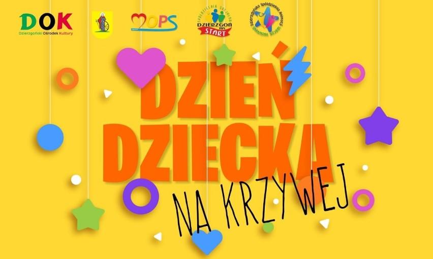 """Dzierzgoński Ośrodek Kultury zaprasza na """"Dzień Dziecka na Krzywej"""""""