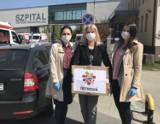 Galeria Ostrovia przekazała środki ochronne dla szpitala w Ostrowie Wielkopolskim