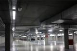 Kraków. Nowy parking pod Muzeum Narodowym się sypie [WIDEO]