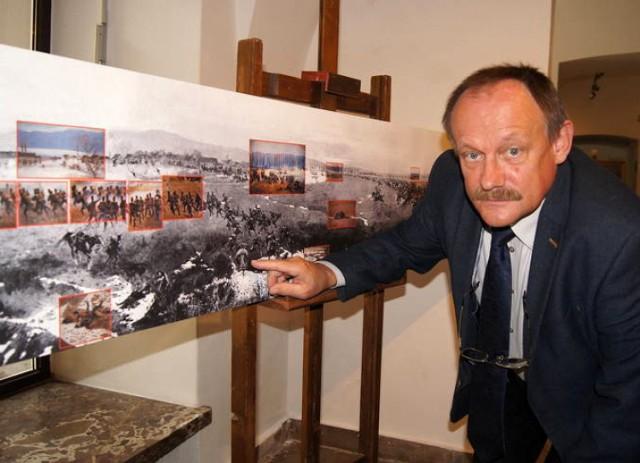 Andrzej Szpunar ma nadzieję na zakup nowych fragmentów dzieła Jana Styki