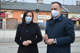 Posłowie Małgorzata Janowska i Janusz Kowalski zapowiadają walkę o Złoczew