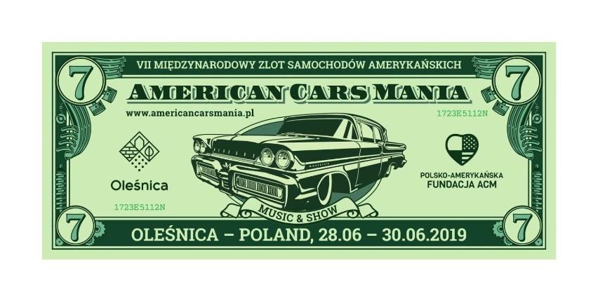 American Cars Mania w czerwcu zawita do Oleśnicy
