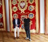 Wizyta Pawła Kukiza w Brzegu. Spotkanie w sprawie utworzenia Muzeum Dziedzictwa i Kultury Kresów