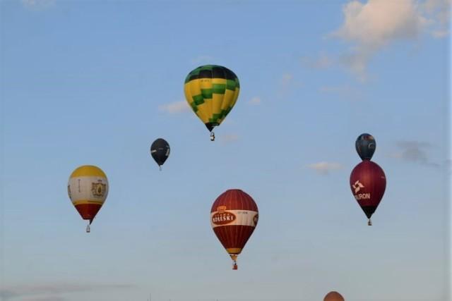 Różnokolorowe balony zawitały ponownie do Dolska
