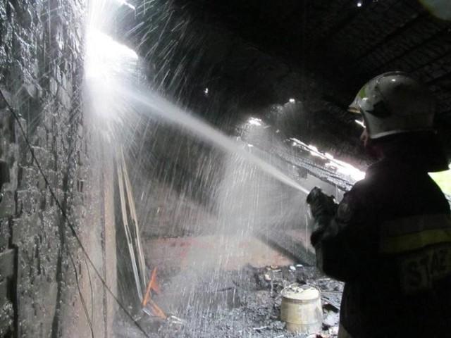 Pożar w Katowicach zakończył się tragicznie