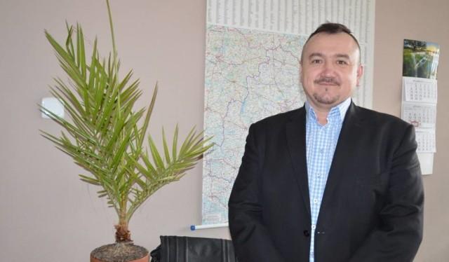 Robert Florczak, prezes ZEC w Łowiczu