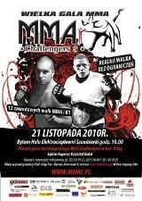 V MMA Challengers w Elektrociepłowni Szombierki