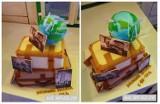 Zobacz zjawiskowe torty z pracowni tortów artystycznych w Kaliszu. ZDJĘCIA