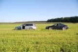 Ryżyn. Sprawca tragicznego wypadku w Ryżynie, pomimo zakazu kierowania pojazdami, znów wsiadł za kierownicę i… uciekał przed policją