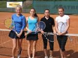 Poznań: Tenisowa superseria młodych tenisistów Warty